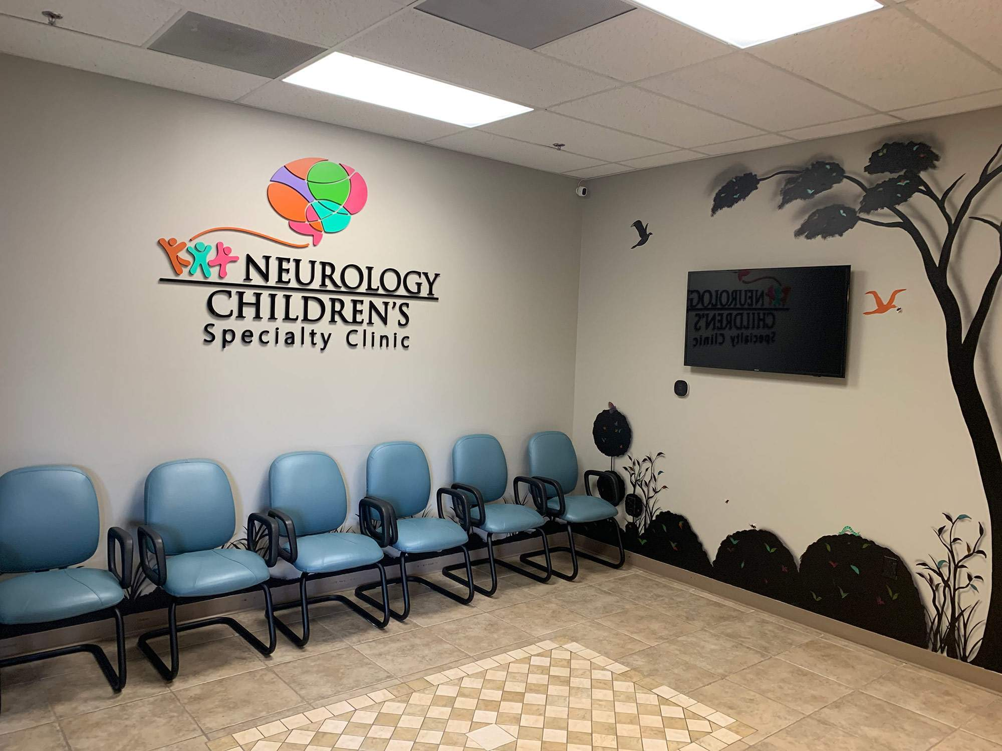 Neurology Children's Specialty Clinic Inside